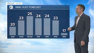 7 First Alert Forecast 5am Update, Friday, April 2