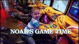 Main Event Indoor Arcade Theme Park