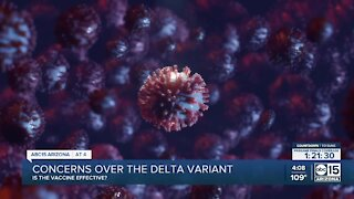 Health Insider weighs in on vaccine protection against Delta variant