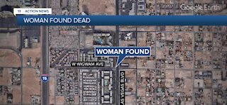 Woman found dead, shot inside apartment