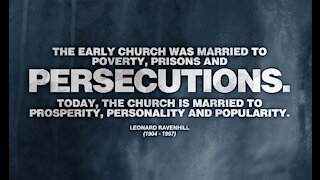 484 - Prosperity During Persecution - David Carrico - 6-11-2021