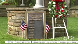 Ceremony to remember Maryland veterans