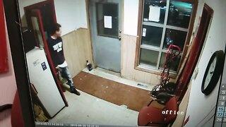 The Milwaukee Police Department needs help identifying a burglary suspect