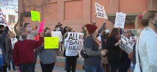 UPDATE: Parents, students vent frustrations over Clark County classroom return