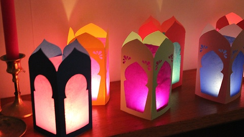 How to make LED Lantern out of Plastic Bottle