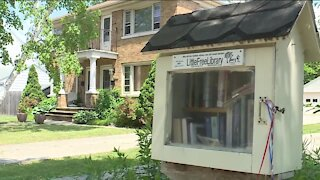 New little free libraries aim to offer representation for Native Americans