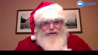 Santa has a message for Metro Detroit kids this holiday season