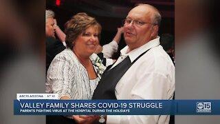 Valley family shares COVID-19 struggle