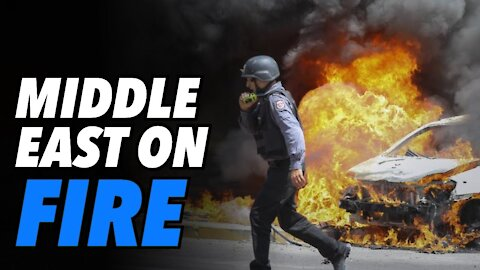 Middle East on fire as Israel-Gaza violence spins out of control