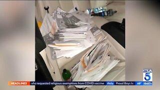 Police Reportedly Find California Recall Ballots in Felon's Car