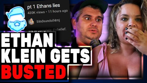 Ethan Klein BUSTED Lying About Trisha Paytas & Stuck With $100,000 In Debt From Frenemies Merch