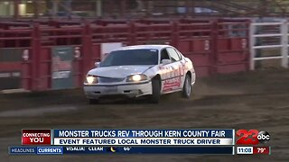 Monster Truck Thunder at the Kern County Fair