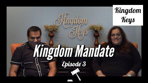 "Kingdom Keys: Episode 3 ""Kingdom Mandate"""