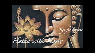Hatha with Harry - Beginner's yoga 4. Upavishta Konasana