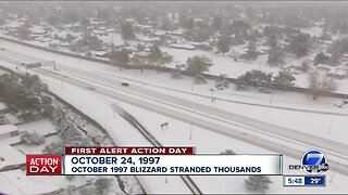 Oct. 1997 blizzard stranded thousands
