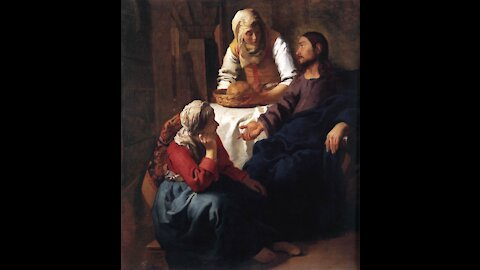 Mary and Martha: the Octave of Prayer