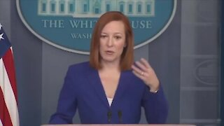 """Psaki: """"I Don't Know"""" If Biden Will Give Regular Press Conferences"""
