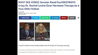 Syria Bombed by Biden's White House, Dr. Levine Speechless, Election News