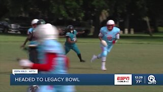 Palm Beach Coyotes headed to big game