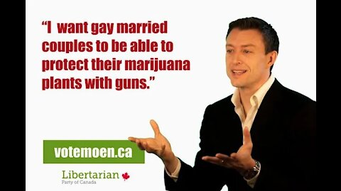 Libertarian leader, Tim Moen talks about Neil Young and Fort McMurray oil sands