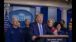 Trump issues new guidelines to stem coronavirus spread