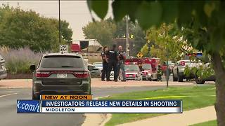 Investigators release new details in shooting