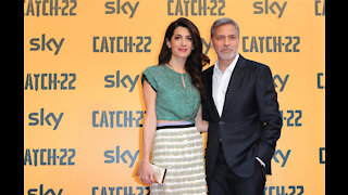 George Clooney: I'm teaching my kids to prank their mother!