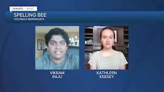 2 Coloradans in Spelling Bee semifinals