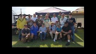 Vietnam Veterans Honored at Native American Pow Wow