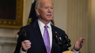 President Biden Signs Executive Actions On Health Care
