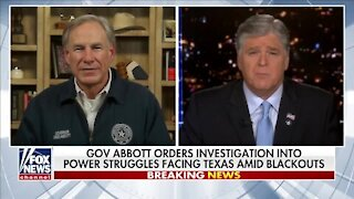 Texas governor orders investigation into power struggles, blackouts