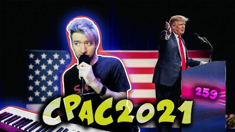 Trump's BANNED 2021 CPAC Speech SUMMARY – Johnny Massacre Show 259
