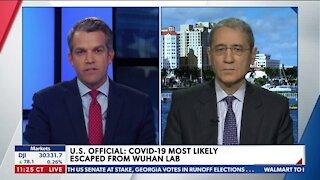 COVID's Escape from China