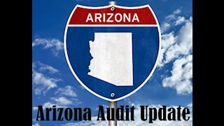 Arizona Audit Update (Routers and passwords still withheld by Maricopa county)