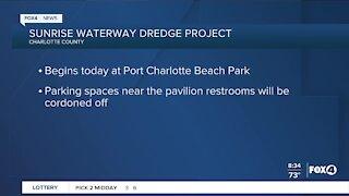 Sunrise Waterway dredge project to begin