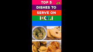 Top 5 dishes to serve this Holi
