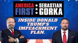 Inside Donald Trump's impeachment plan. Jason Miller with Sebastian Gorka on AMERICA First