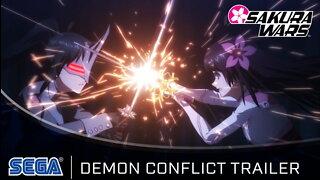 Sakura Wars Demon Conflict Trailer