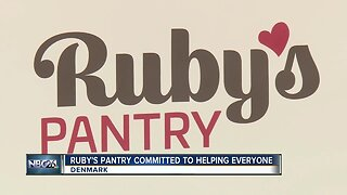 Ruby's Pantry continuing to curb food insecurity