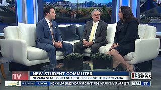 New Student Commuter for Valley College Students