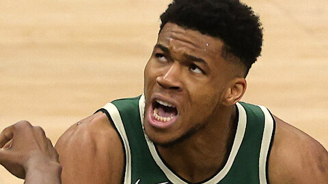 Giannis Antetokounmpo Doesn't Think HIS TEAM Can Win, Says He's Prepared For Upset Like Last Year