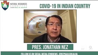 Tribes say they're shorted in COVID response