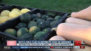 Boys & Girls Club helping feed students