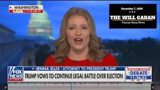 Trump Lawyer Jenna Ellis Announce Good News In Michigan