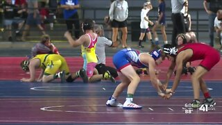 KCMO health leaders monitor wrestling event