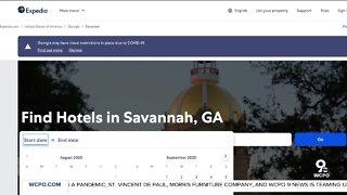 DWYM: Pre-paid Hotel Room warning