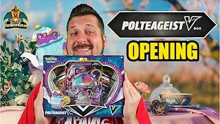 Polteageist V Box | Pokemon Cards Opening