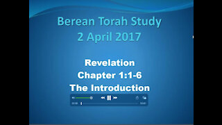 Rev 1 1-6 from a Jewish believer's perspective