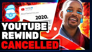 Angry Rant: Youtube CANCELS Rewind 2020!