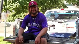 Aurora family who lost son to COVID-19 hope to get his cutout at Coors Field